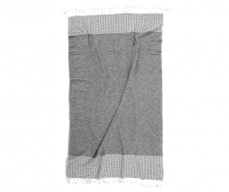 Jamaika Grey Pestemal Fürdőszobai törölköző 90x170 cm