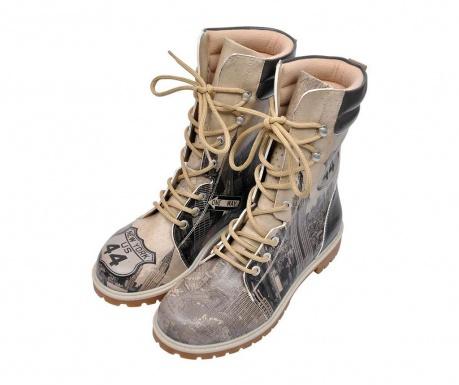 Γυναικείες μπότες Welcome to New York