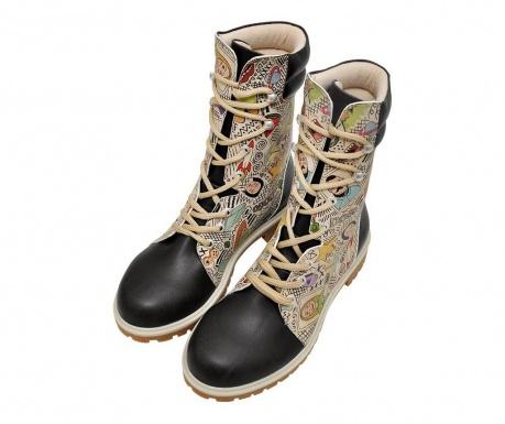 Γυναικείες μπότες Doodle
