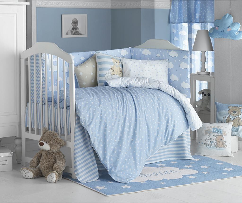 Детско спално бельо Ranforce Clouds Blue