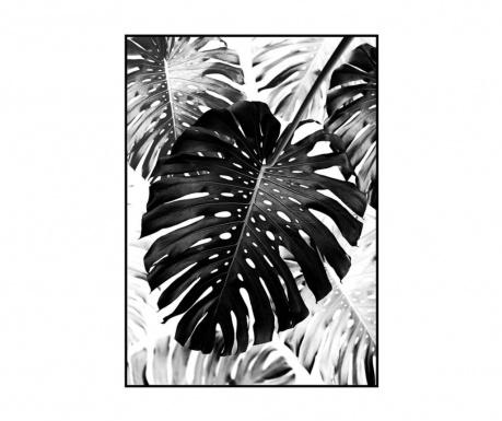 Tablou Leaf 100x140 cm