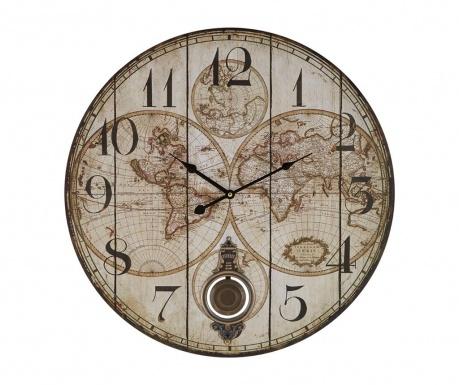 Стенен часовник с махало Global