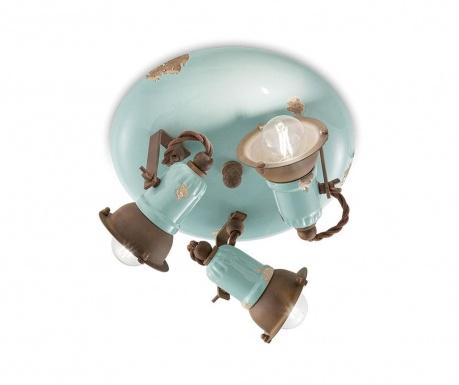 Stropná lampa Dantonia Three