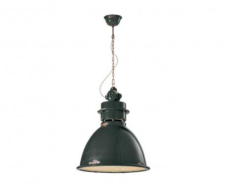 Závěsná lampa Living Black