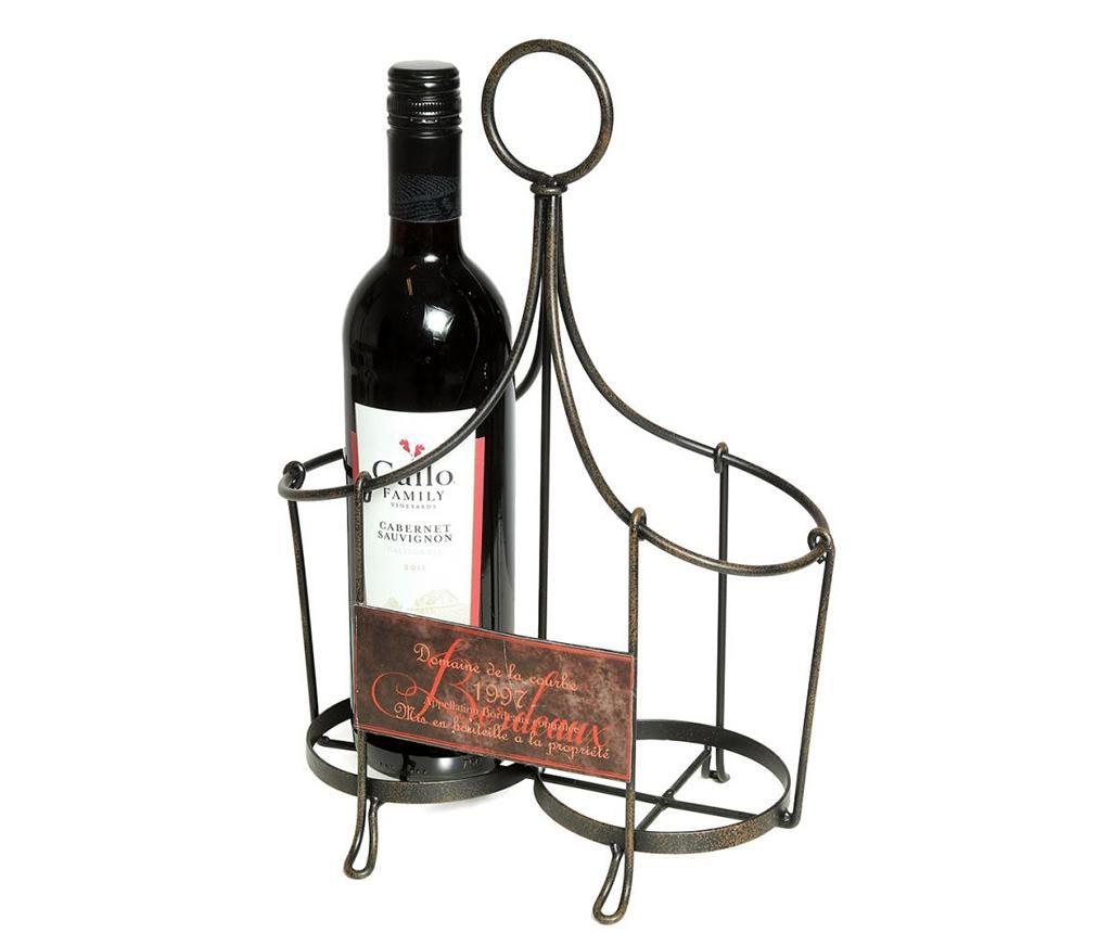 Držiak na fľaše Bordeaux