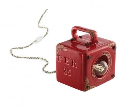 Nočná lampa Tavolo Red