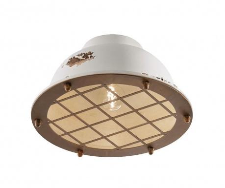 Stropná lampa Coltrane White