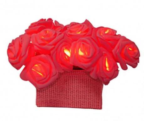 Светеща гирлянда Roses Red