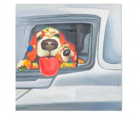 Obraz Arlin Dog 50x50 cm