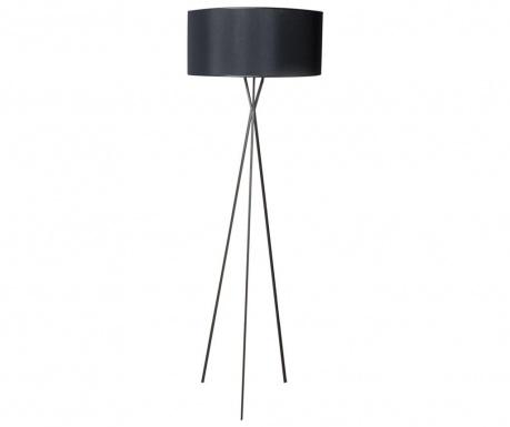 Podlahová lampa Evora Black