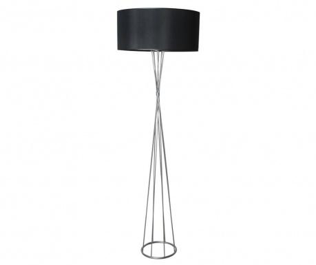 Podlahová lampa Pierson Black