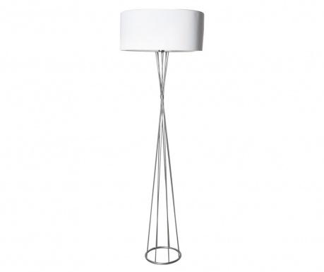 Podlahová lampa Pierson White