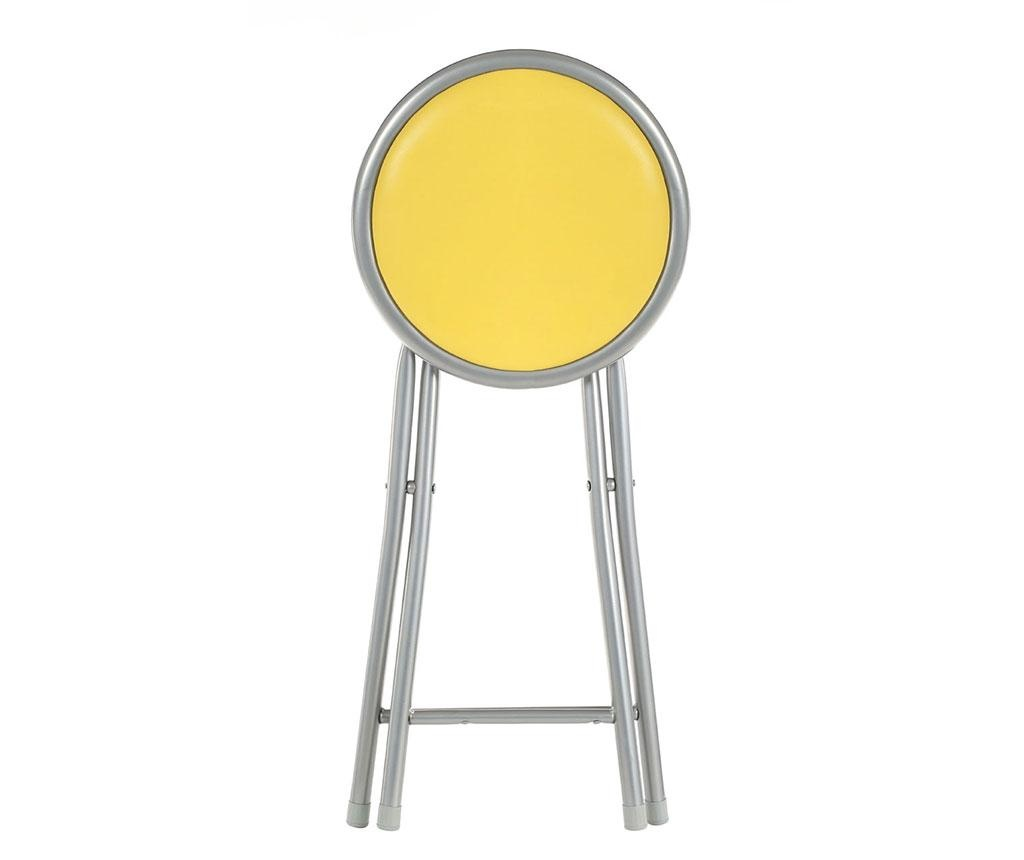 Zložljiva pručka Yellow Cory
