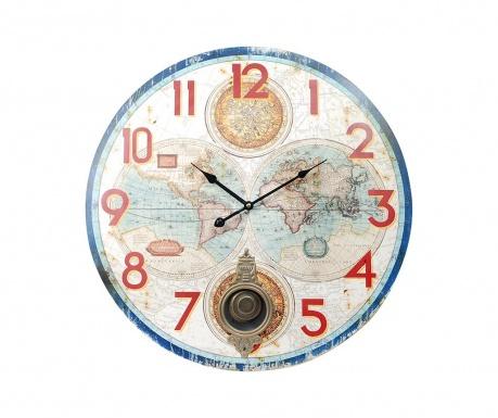 Стенен часовник с махало World