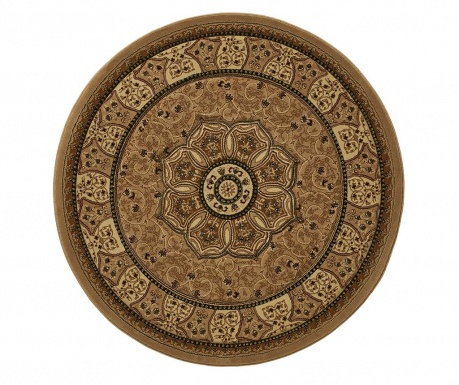 Preproga Heritage Beige Circle 150 cm