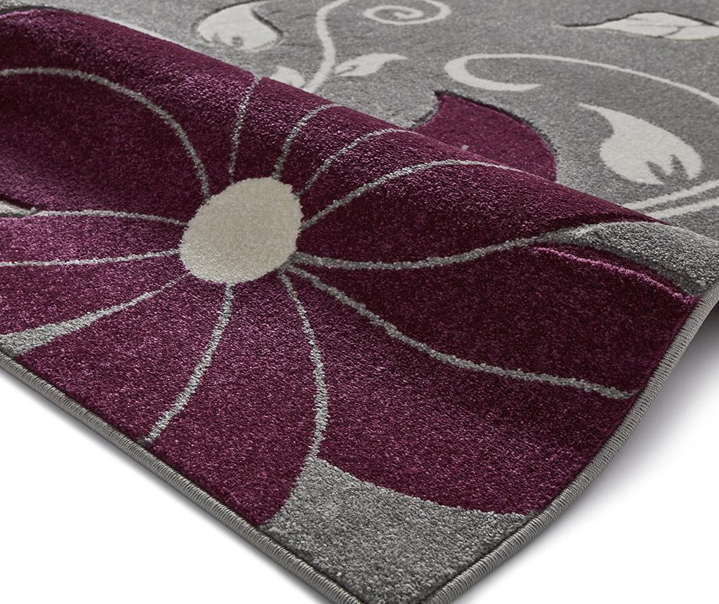 Koberec Verona Grey and Purple 120x170 cm