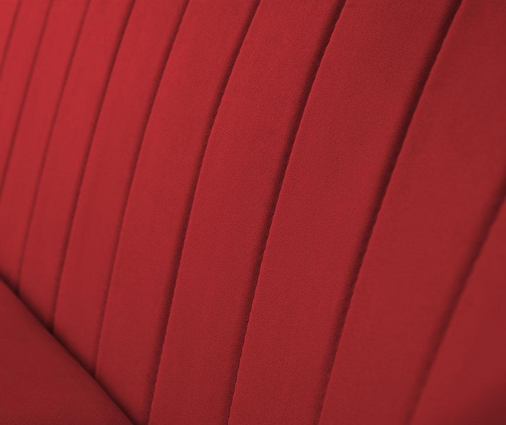 Sardaigne Red Háromszemélyes Kanapé