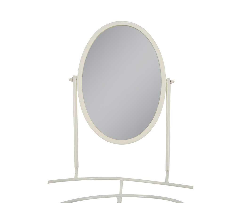 Sada umyvadlo se stojanem a zrcadlem Odin