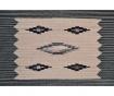 Preproga Durrie Kansas Grey 60x120 cm