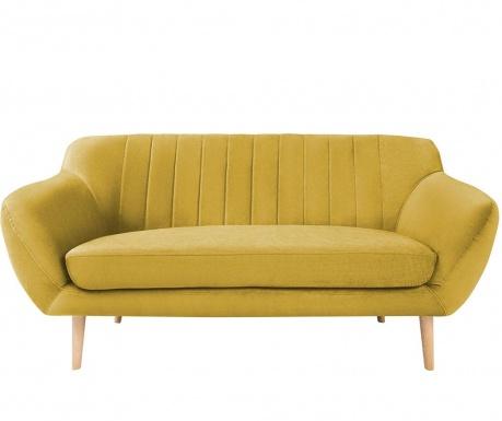 Sardaigne Yellow Kétszemélyes Kanapé