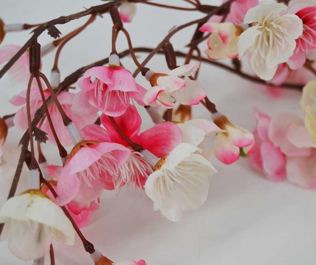 Umělá květina Peach Blossom