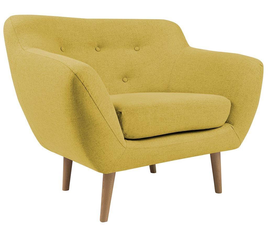 Fotelja Sicile Yellow