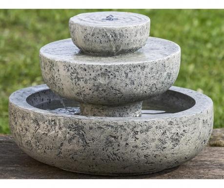 Dekoračná exteriérová fontána Clyde