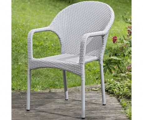 Exteriérová stolička Brevin Grey