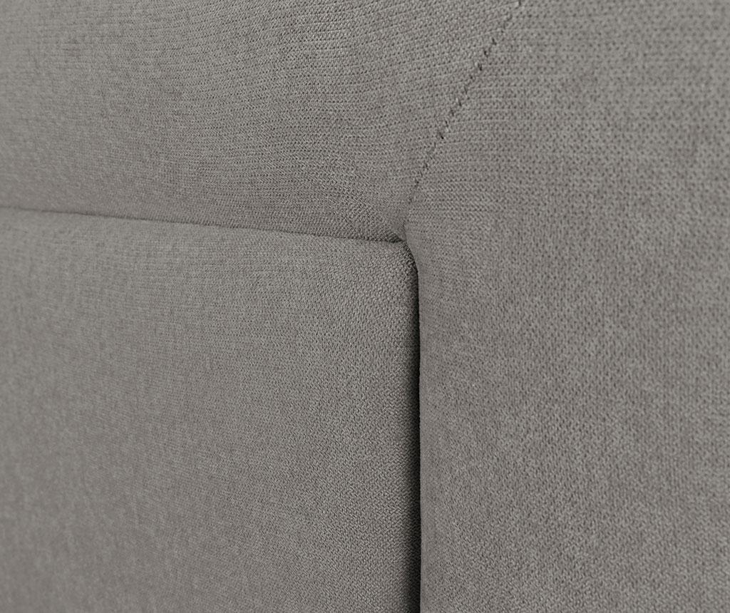Tablie de pat Ancona Light Grey 120x140  cm