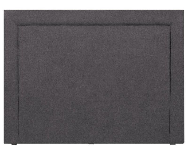 Tablie de pat Ancona Dark Grey 120x140  cm