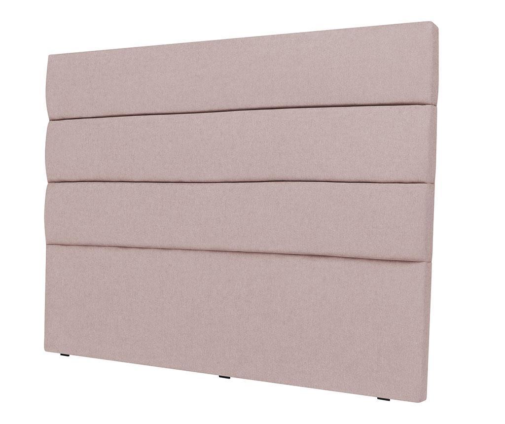 Tablie de pat Pesaro Light Pink 120x200 cm
