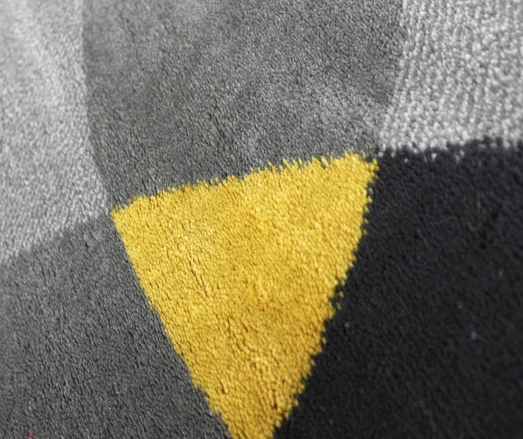 Tepih Cosmo Grey Ochre 120x170 cm