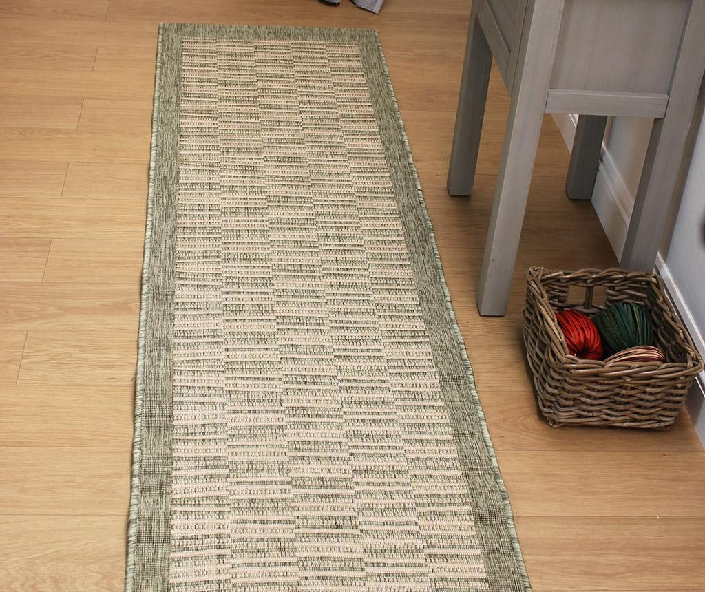 Preproga Raffles Green 120x170 cm