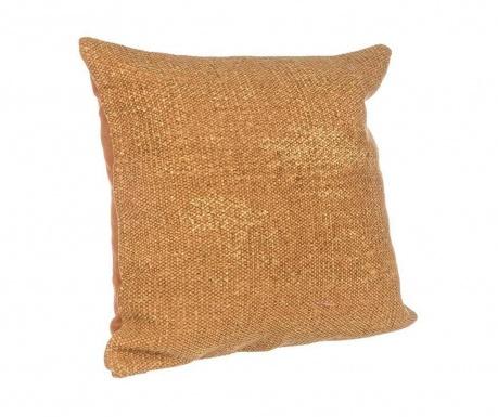 Dekorační polštář Zeudi Mustard 45x45 cm