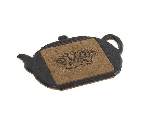 King Tea Poháralátét