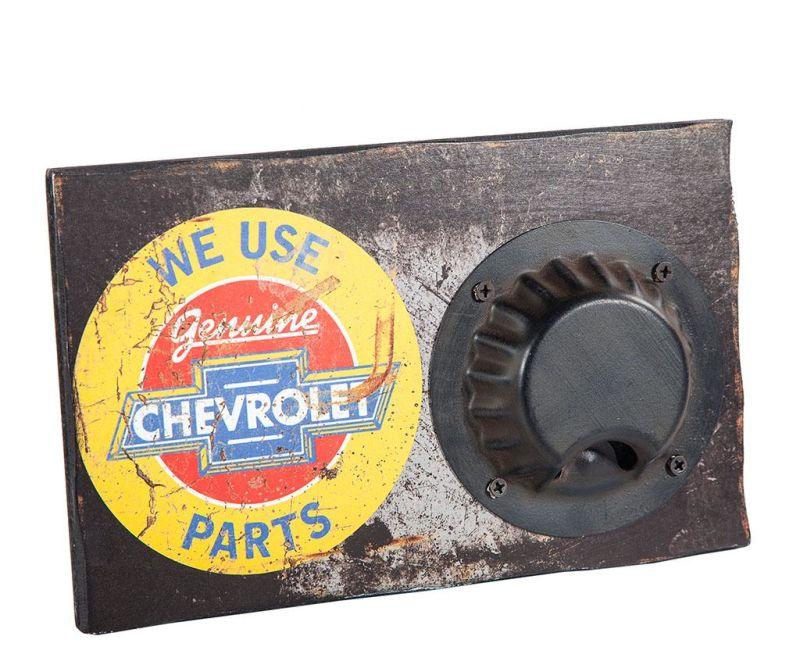 Stenska dekoracija Chevrolet