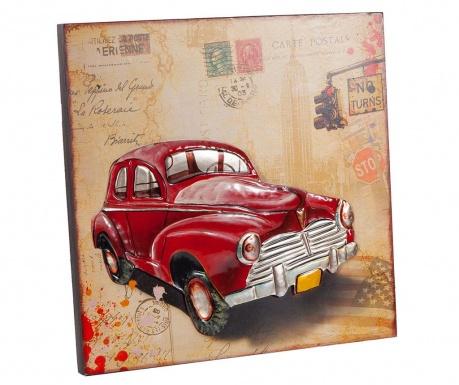 Πίνακας Old Car 50x50 cm