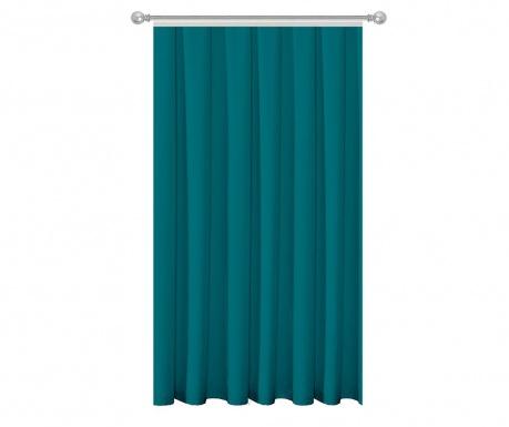 Zasłona Plane Turquoise 140x270 cm