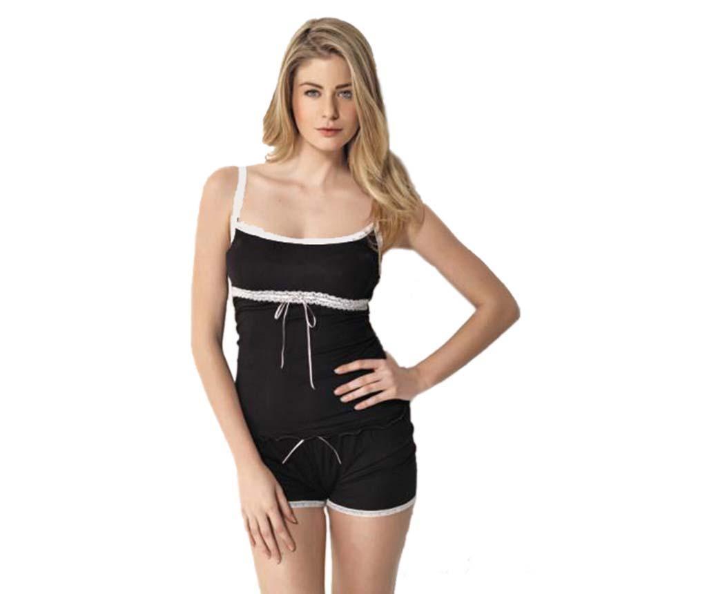 Pijama dama Becka Black S