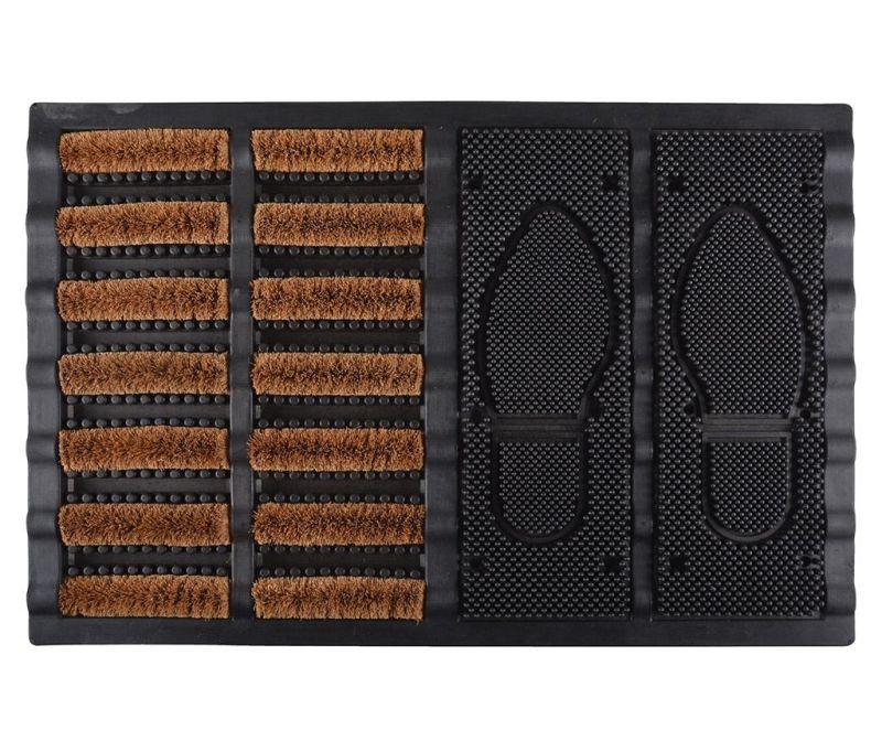 Covoras de intrare Happy Boot 40x60 cm