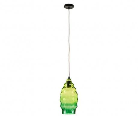 Závesná lampa Chloe Green