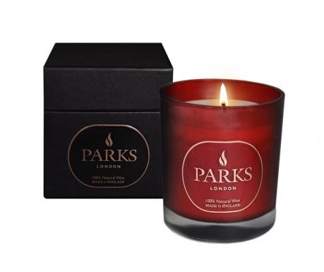 Vonná sviečka Parks Moods Toberose & Geranium