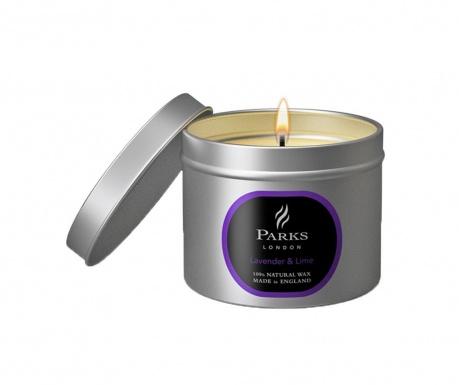 Vonná sviečka Parks Compact Lavender & Lime