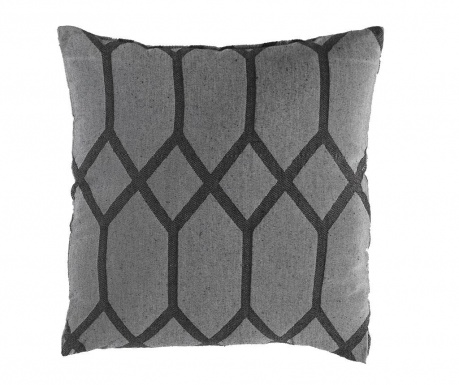 Ukrasni jastuk Monalise Grey 40x40 cm