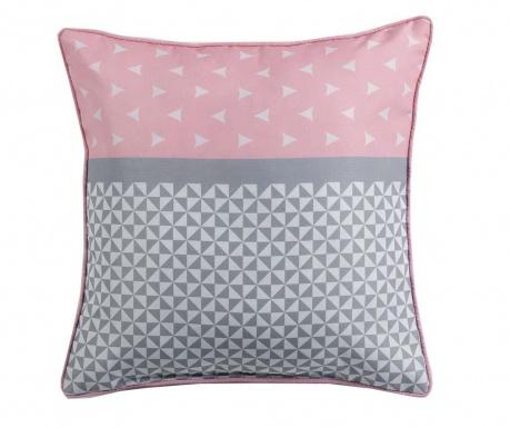 Poduszka dekoracyjna Matik Pink 40x40 cm