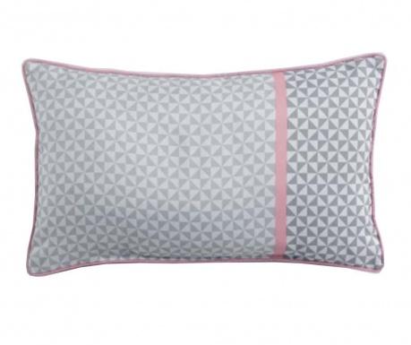 Poduszka dekoracyjna Matik Pink Line 30x50 cm