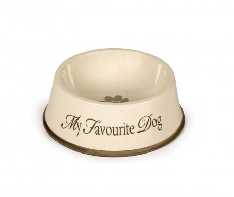 Misa pre psiu stravu My Favourite Dog Cream