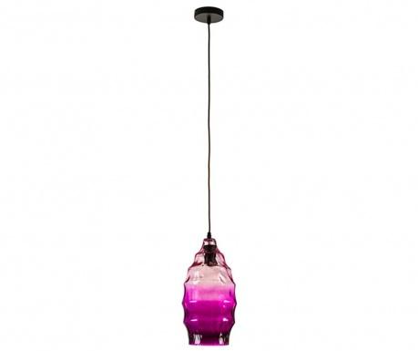 Závesná lampa Chloe Purple