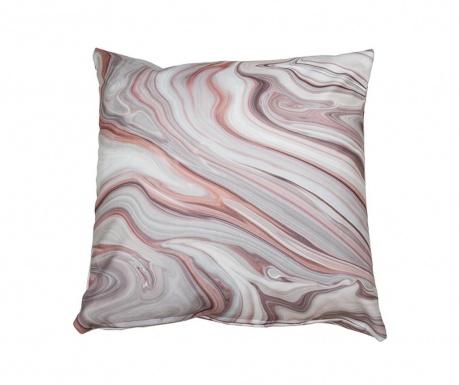 Dekoračný vankúš Pink Dunes Square 60x60 cm