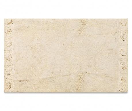 Kupaonski tepih Bianco Rossa 50x80 cm